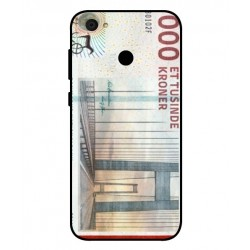 1000 Danish Kroner Note Cover For ZTE Blade A6