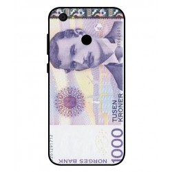 1000 Norwegian Kroner Note Cover For ZTE Blade A6