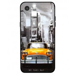 Durable New York Cover For LG Q6