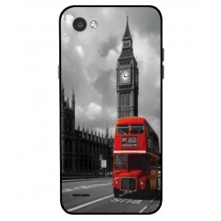 Durable London Cover For LG Q6