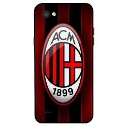 Durable AC Milan Cover For LG Q6