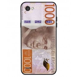 Durable 1000Kr Sweden Note Cover For LG Q6