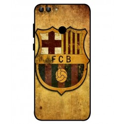 Durable FC Barcelona Cover For Huawei P Smart