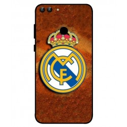 Durable Real Madrid Cover For Huawei P Smart