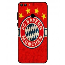 Durable Bayern De Munich Cover For Huawei P Smart