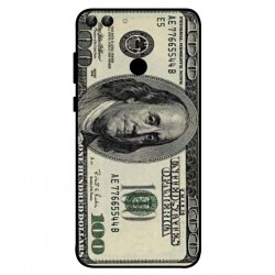 Durable 100 Dollar Note Cover For Huawei P Smart