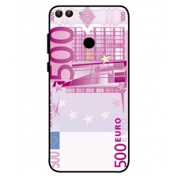 Durable 500 Euro Note Cover For Huawei P Smart
