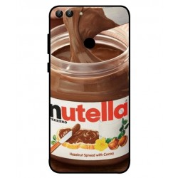 Durable Nutella Cover For Huawei P Smart