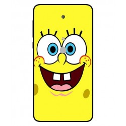Durable SpongeBob Cover For Nokia 6 2018