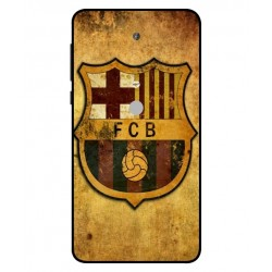 Durable FC Barcelona Cover For Nokia 6 2018