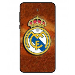 Durable Real Madrid Cover For Nokia 6 2018