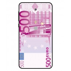 Durable 500 Euro Note Cover For Nokia 6 2018