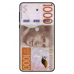 Durable 1000Kr Sweden Note Cover For Nokia 6 2018