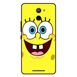 SvampeBob Cover Til BQ Aquaris U Plus