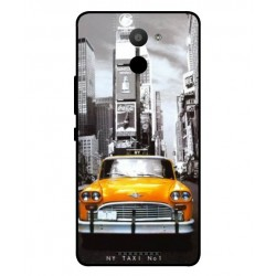 New York Cover Til BQ Aquaris U Plus