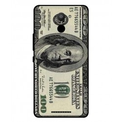 Coque De Protection Billet de 100 Dollars Pour BQ Aquaris U Plus