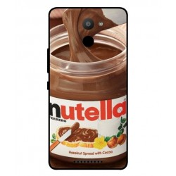 Nutella Cover Til BQ Aquaris U Plus