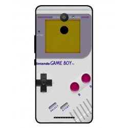 GameBoy Hülle für BQ Aquaris U Plus