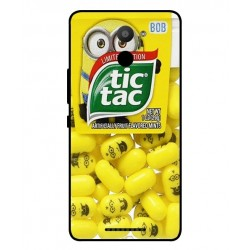 TicTac Cover Til BQ Aquaris U Plus