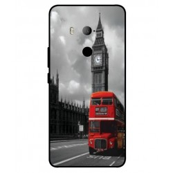 Coque De Protection Londres Pour HTC U11 Eyes