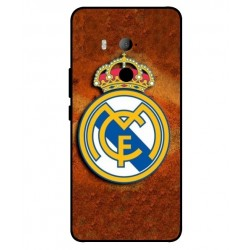 Coque De Protection Réal de Madrid Pour HTC U11 Eyes