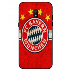 Durable Bayern De Munich Cover For Samsung Galaxy J2 Pro 2018