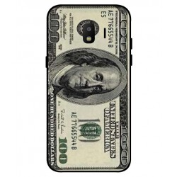 Durable 100 Dollar Note Cover For Samsung Galaxy J2 Pro 2018