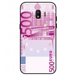 Durable 500 Euro Note Cover For Samsung Galaxy J2 Pro 2018