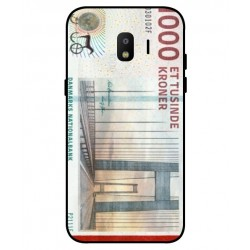 1000 Danish Kroner Note Cover For Samsung Galaxy J2 Pro 2018
