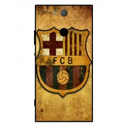 Durable FC Barcelona Cover For Sony Xperia XA2