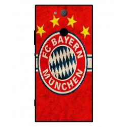 Durable Bayern De Munich Cover For Sony Xperia XA2