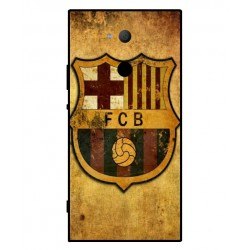 Durable FC Barcelona Cover For Sony Xperia XA2 Ultra