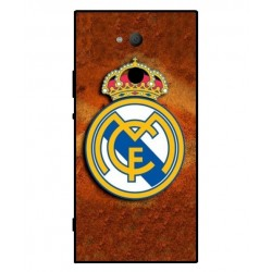Durable Real Madrid Cover For Sony Xperia XA2 Ultra