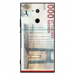 1000 Danish Kroner Note Cover For Sony Xperia XA2 Ultra