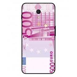 Durable 500 Euro Note Cover For Meizu M6s