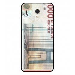 1000 Danish Kroner Note Cover For Meizu M6s