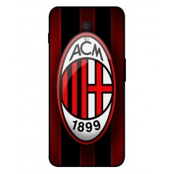 Durable AC Milan Cover For Meizu M6s