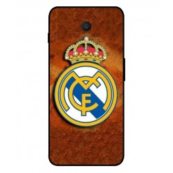 Durable Real Madrid Cover For Meizu M6s
