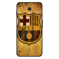 Durable FC Barcelona Cover For Meizu M6s