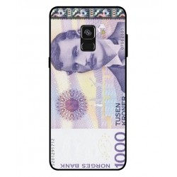 1000 Norwegian Kroner Note Cover For Samsung Galaxy A8 2018