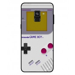 Durable GameBoy Cover For Samsung Galaxy A8 2018