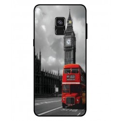Durable London Cover For Samsung Galaxy A8 Plus 2018