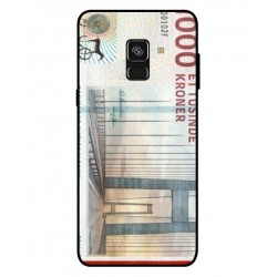 1000 Danish Kroner Note Cover For Samsung Galaxy A8 Plus 2018
