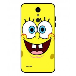 Durable SpongeBob Cover For LG Aristo 2