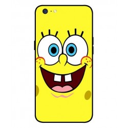 Durable SpongeBob Cover For Oppo A71 2018