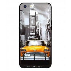 Durable New York Cover For Oppo A71 2018