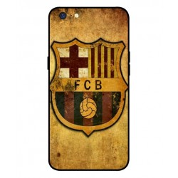 Durable FC Barcelona Cover For Oppo A71 2018