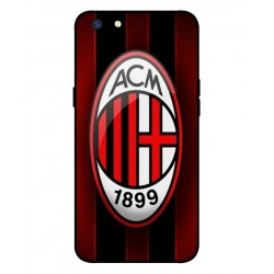 Durable AC Milan Cover For Oppo A71 2018