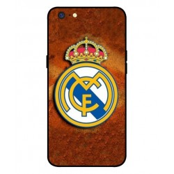 Durable Real Madrid Cover For Oppo A71 2018