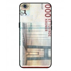 1000 Danish Kroner Note Cover For Oppo A71 2018